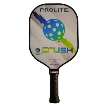 """The CRUSH PowerSpin Paddle brings together the best finesse materials with the power to """"CRUSH"""" at will!"""