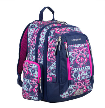 Eastsport Colossus XL Expansion Backpack is perfect for both indoor and outdoor activities.