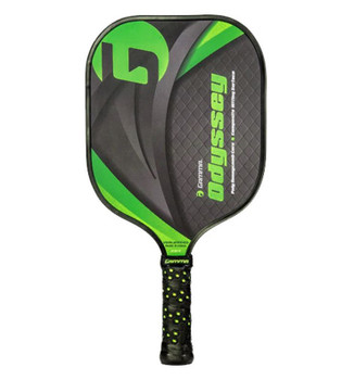 The GAMMA ODYSSEY pickleball paddle is a new value-priced paddle for the entry level player.