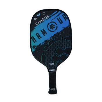 The Graphite INVIGOR paddle was designed for all skill levels.