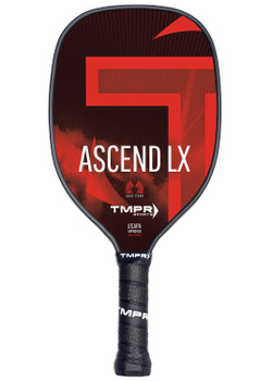 Ascend LX, Pickleball Paddle (Medium Weight) - Red