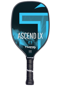 TMPR - Ascend LX, Pickleball Paddle (Heavy Weight) - Blue