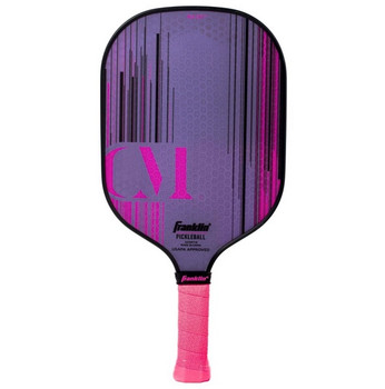 This paddle is the new pinnacle of performance and is USAPA certified for competitive and tournament play.