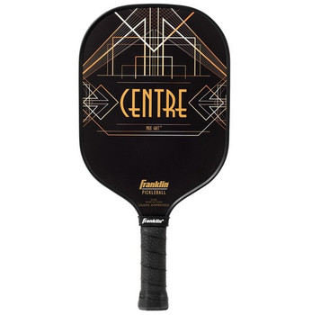 The Aspen Kern Center Paddle will make even the most intense games feel more manageable and precise.