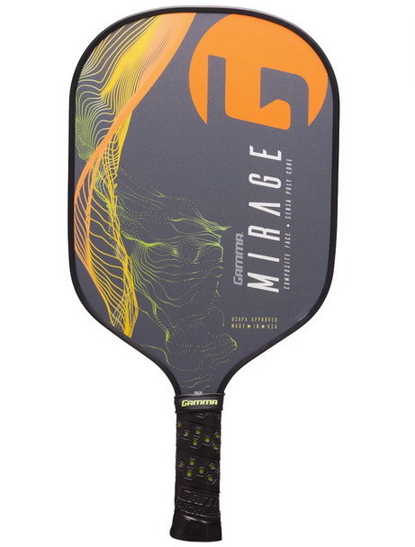 This isn't an illusion, the GAMMA Mirage will elevate your game, transporting you to the oasis of victory!