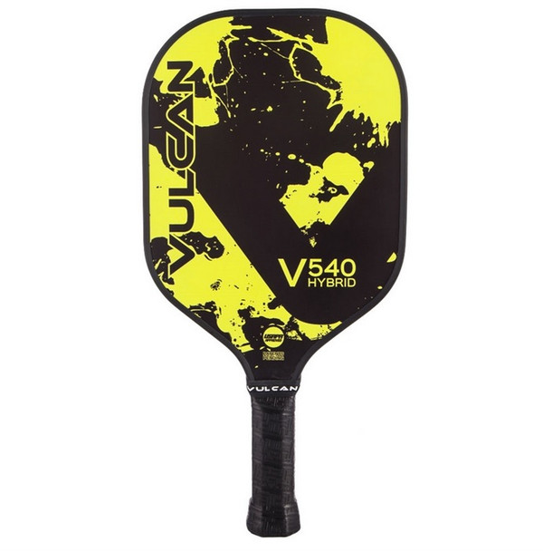 The Vulcan V540 Hybrid Pickleball Paddle is a high-performing choice for those who want a paddle as versatile as their play style.
