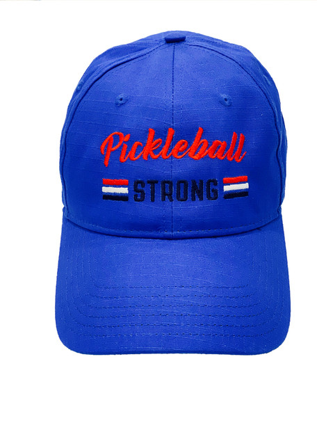 Platinum Series. Royal Blue, Cotton Ripstop fabric. One size fits all.