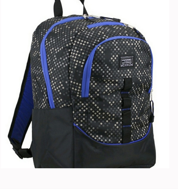 """""""Multi-Purpose"""" Backpack - Amazing Storage - Will hold multiple Pickleball paddles and sports gear."""