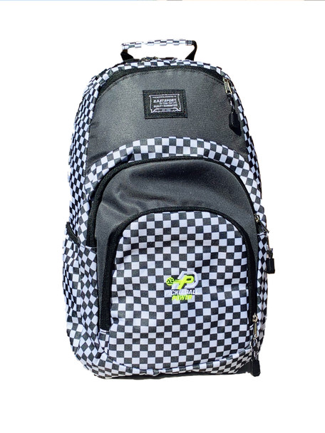 """Eastport """"Sport Tier"""" Backpack - Multi-Compartment Storage - Will hold multiple Pickleball paddles and sports gear."""