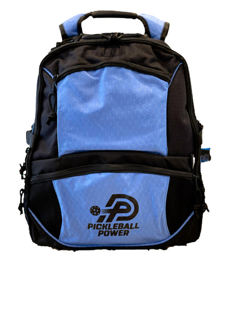 Enjoy excellent organization of all your Pickleball items with this great versatile sport backpack.