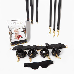 Sportsheets Under the Bed Restraints Special Edition