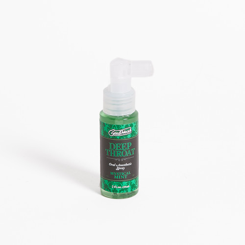 GoodHead Deep Throat Oral Desensitizing Spray