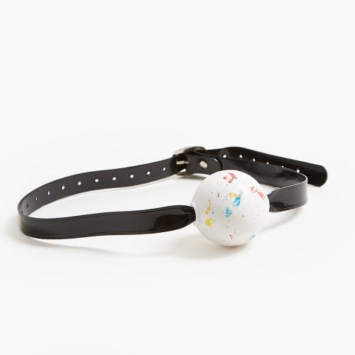 Candy Jawbreaker Ball Gag
