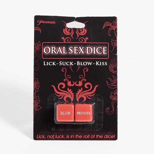 Oral Sex Dice