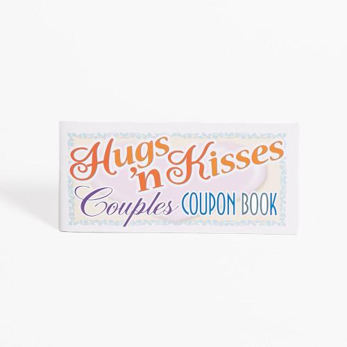 Hugs N Kisses Couples' Coupon Book