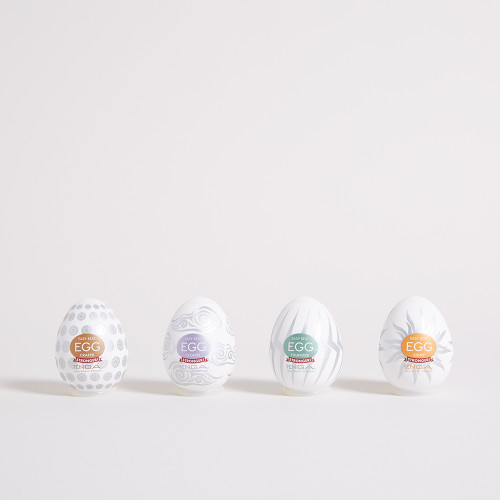 Tenga Egg Hardboiled Edition
