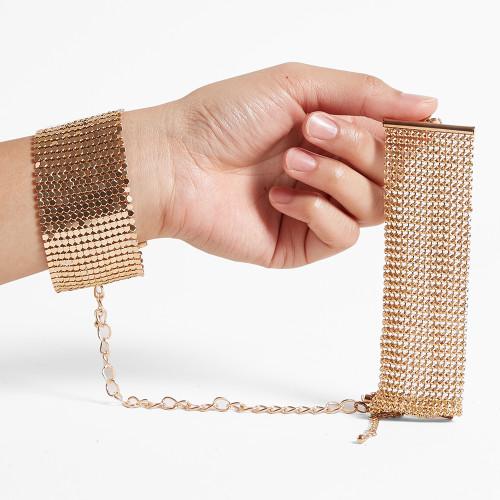 Bijoux Desir Metallique Handcuffs