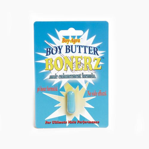 Boy Butter Bonerz Pill