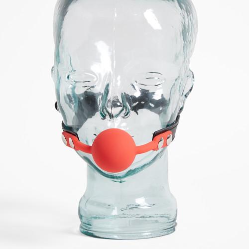 Hush Gag Silicone Comfort Ball Gag