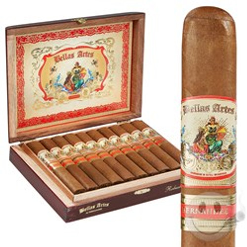 "Bellas Artes by AJ Fernandez Robusto (5.5"" x 52) Box of 20"