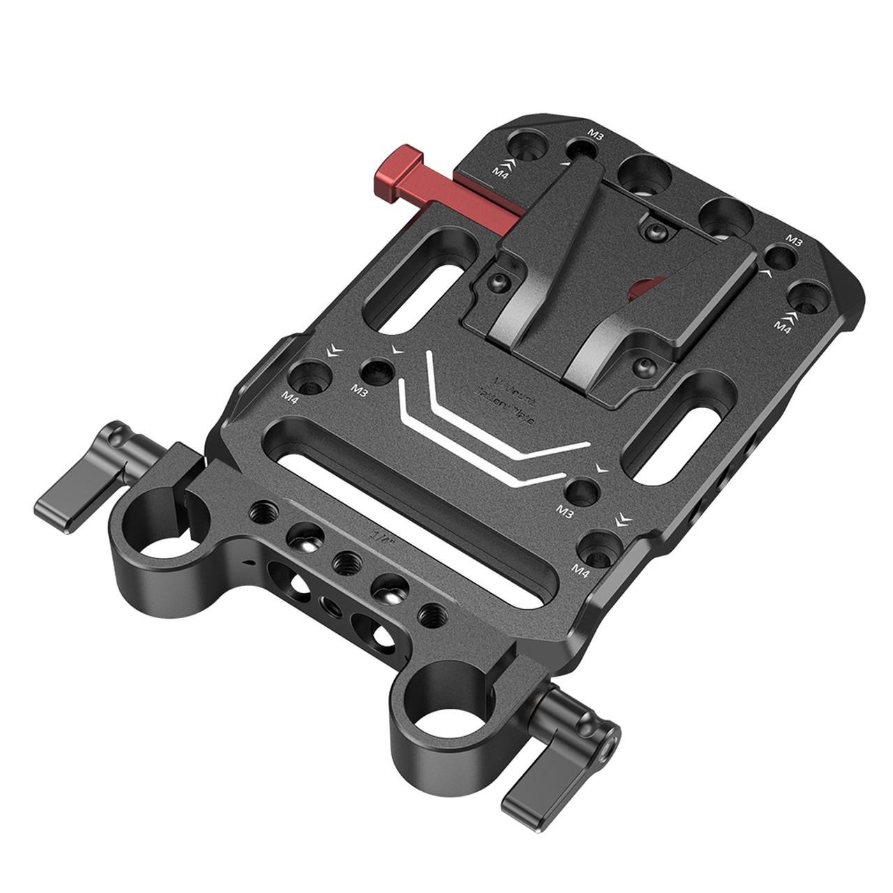 SmallRig Standard V Mount Battery Plate with Adjustable Arm 2991