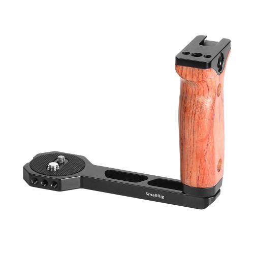 SmallRig Universal Wooden Side Handle for RoninS/Zhiyun Crane Series Handheld Gimbal 2222