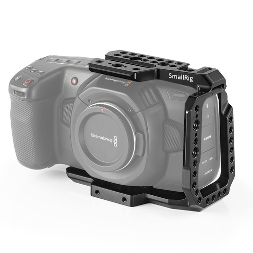 SmallRig Half Cage for Blackmagic Design Pocket Cinema Camera 4K CVB2254