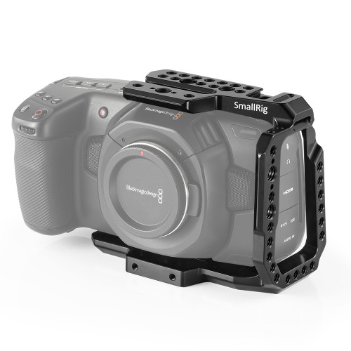 SmallRig Half Cage for Blackmagic Design Pocket Cinema Camera 4K CVB2254