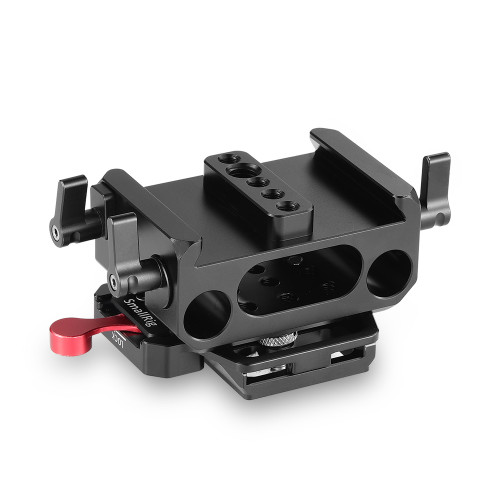 SmallRig Baseplate Kit for Blackmagic Design Pocket Cinema Camera 4K (Manfrotto 501PL Compatible) DBM2266