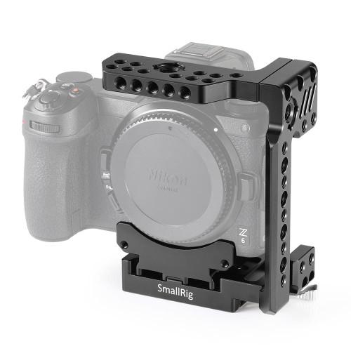 SmallRig Quick Release Half Cage for Nikon Z6 and Nikon Z7 CCN2262