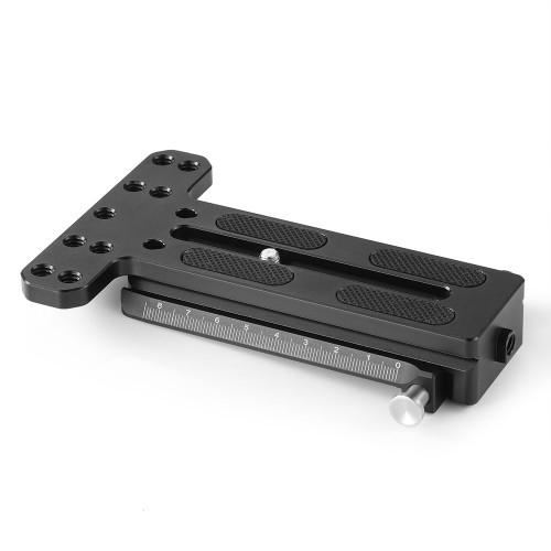 SmallRig Counterweight Mounting Plate (Arca type)for Zhiyun Weebill Lab Gimbal BSS2283