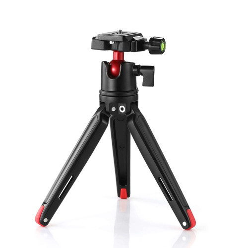 Aluminum alloy desktop tripod with ball head 2287