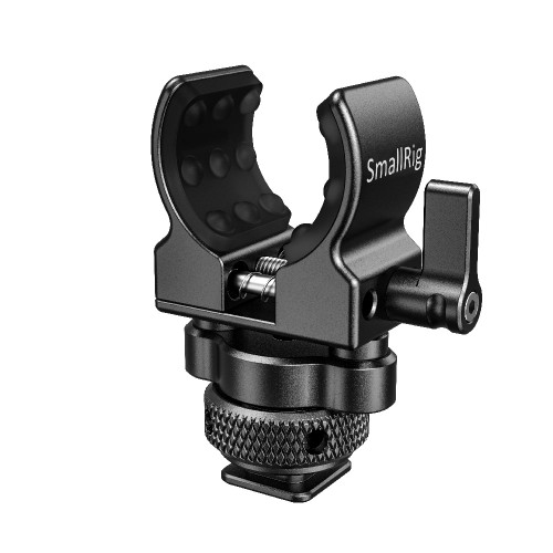 SmallRig Shotgun Microphone Holder (Cold Shoe) BSM2352