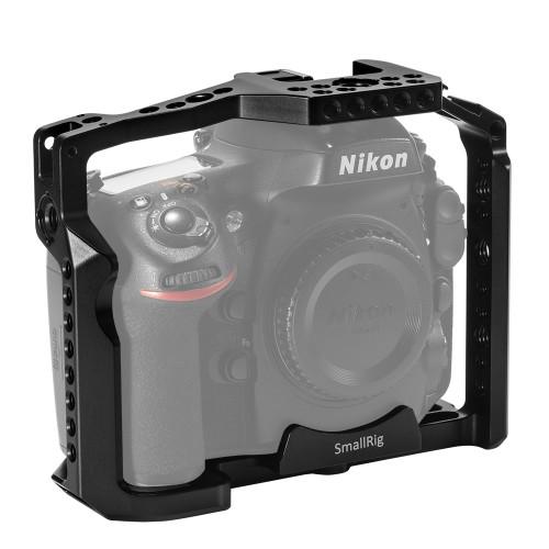 SmallRig Cage for Nikon D800 and D810 Camera CCN2404