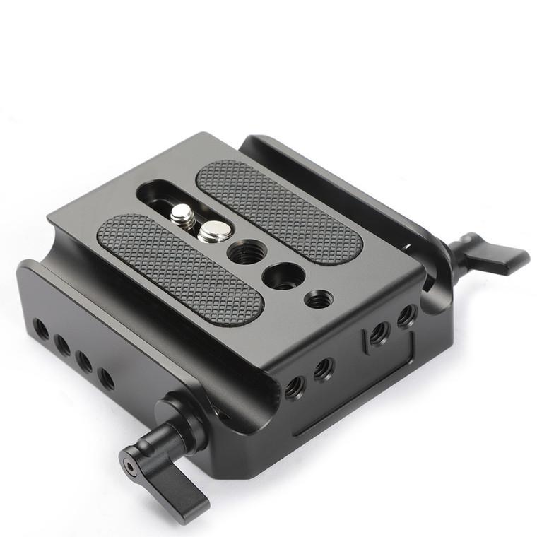 SMALLRIG Canon EOS C100/ C100 Mark II/ C300 Mark II/ Sony FS7 Baseplate 1740
