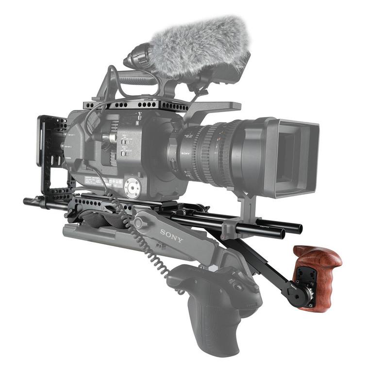 SmallRig Professional Run-N-Gun Kit for Sony PXW-FS7/FS7II 2045