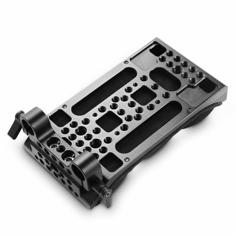 SmallRig Universal Shoulder Pad with High-Density Memory Foam and Railblock 2077