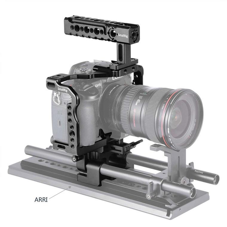 SmallRig Camera Cage Kit for Panasonic GH5/GH5S 2051