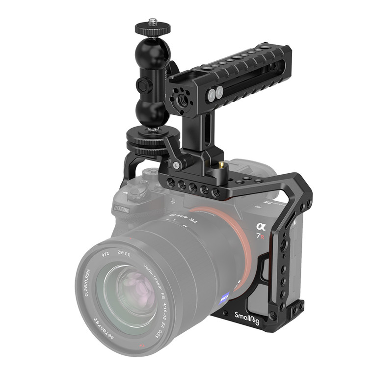 SmallRig Cage Starter Kit for Sony A7R Mark III/A7III 2103