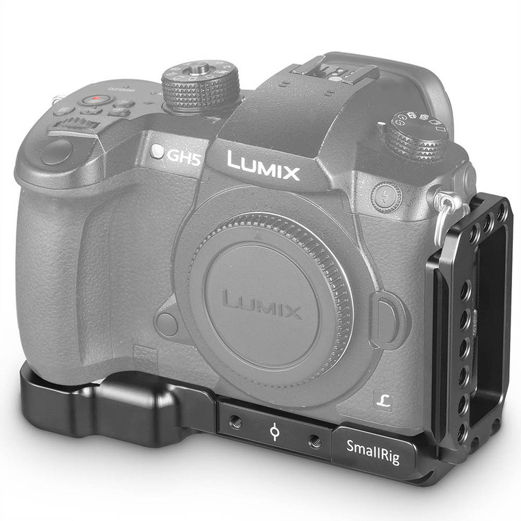 SmallRig Panasonic Lumix GH5/GH5S L Bracket 2179