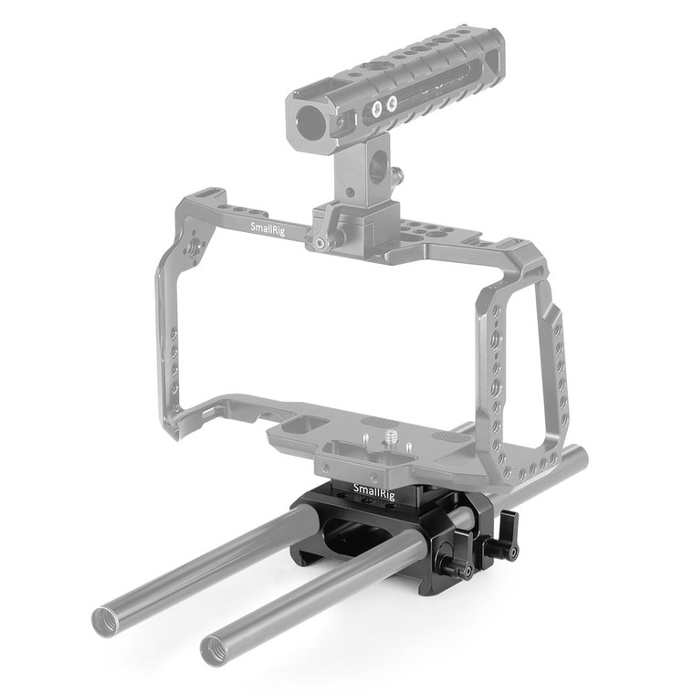 SmallRig Baseplate Kit for Blackmagic Design Pocket Cinema Camera 4K DBC2261