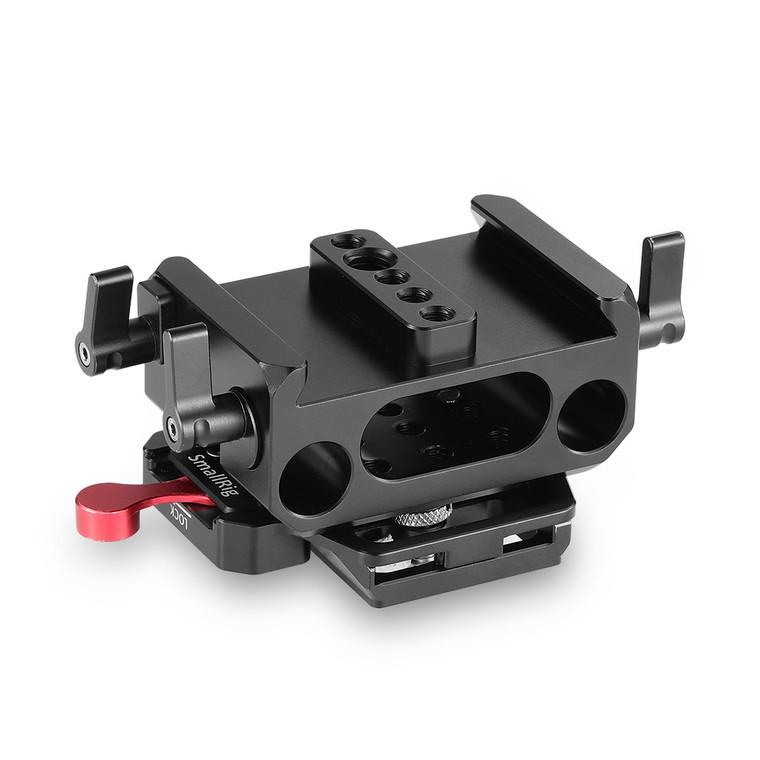 SmallRig Baseplate Kit for Blackmagic Design Pocket Cinema Camera 4K (Manfrotto 501PL Compatible) DBM2266