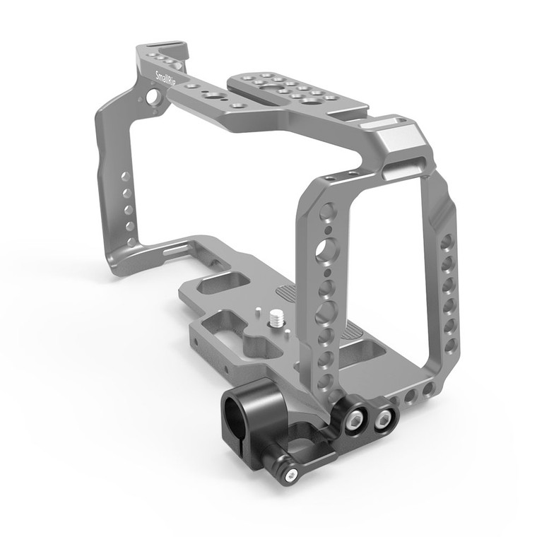 SmallRig 15mm Single Rod Clamp for BMPCC 4K Cage 2279