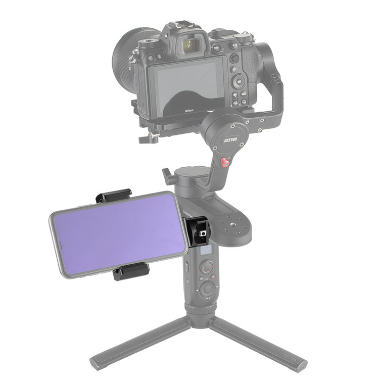 SmallRig Smartphone Clamp with Rosette for Zhiyun Weebill LAB Gimbal BSS2286
