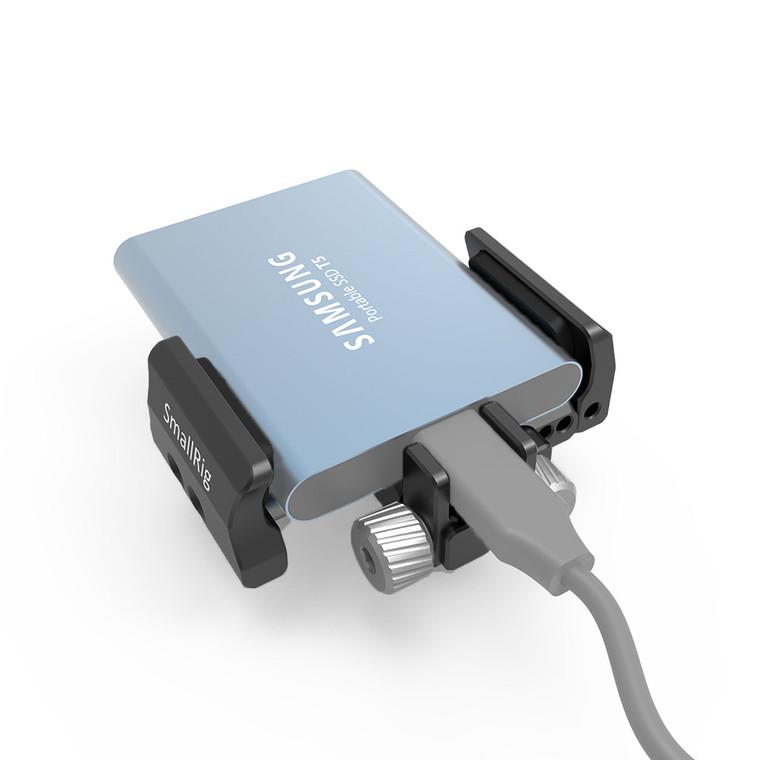 SmallRig Holder for External SSD 2343