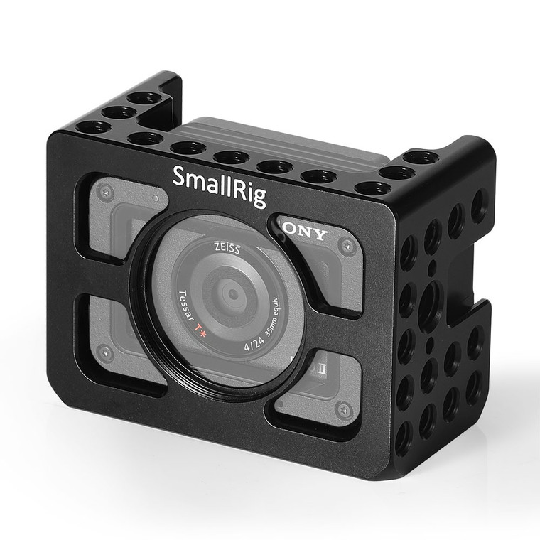 SmallRig Cage for Sony RX0 II Camera 2344
