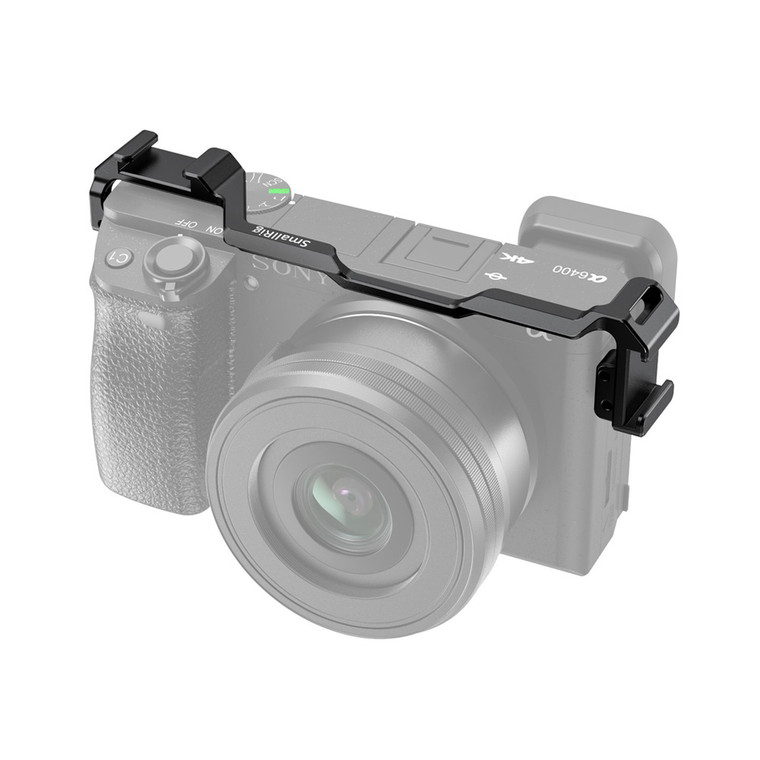 SmallRig Cold Shoe Relocation Mount for Sony A6100/A6300/A6400/A6500 BUC2334