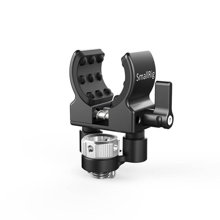 SmallRig Shotgun Microphone Holder (ARRI Locating Screw) BSM2368