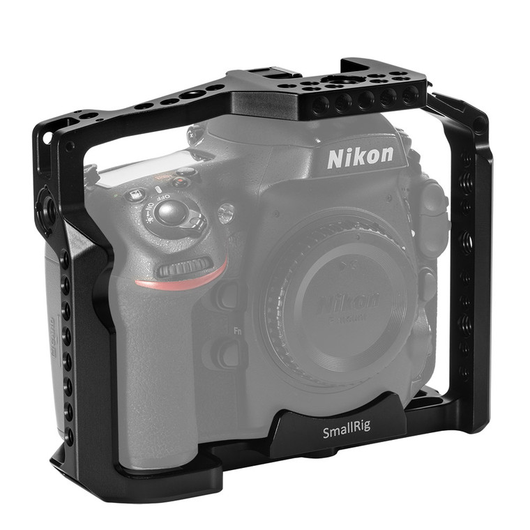 SmallRig Cage for Nikon D800 and D810 Camera CCN2404