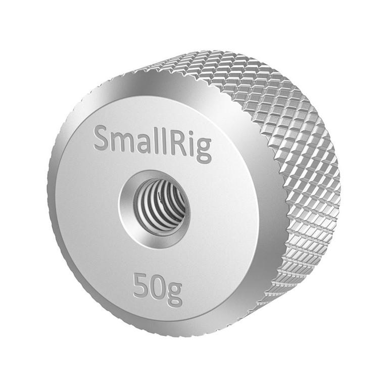 SmallRig Counterweight (50g) for DJI Ronin-S/Ronin-SC and Zhiyun-Tech Gimbal Stabilizers AAW2459